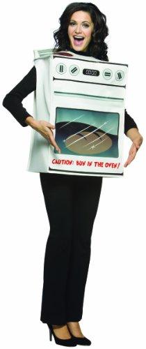 コスプレ衣装 コスチューム その他 【送料無料】Rasta Imposta Light Weight Bun In The Oven, Black/White, One Sizeコスプレ衣装 コスチューム その他