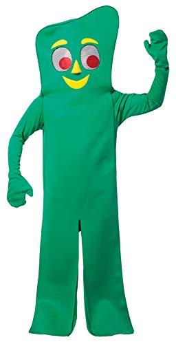 コスプレ衣装 コスチューム その他 Gumby Adult Costume - One Sizeコスプレ衣装 コスチューム その他