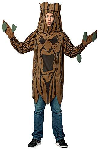 コスプレ衣装 コスチューム その他 Rasta Imposta Scary Haunted Tree Outfit Adult Fancy Dress Halloween Costume, OSコスプレ衣装 コスチューム その他