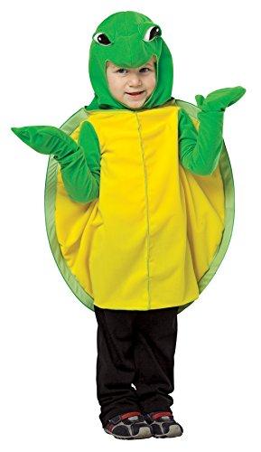 コスプレ衣装 コスチューム その他 Boy's Tiny Turtle Reptiles Sea Ocean Outfit Child Halloween Costume, Infant 18-24M Yellow/Greenコスプレ衣装 コスチューム その他