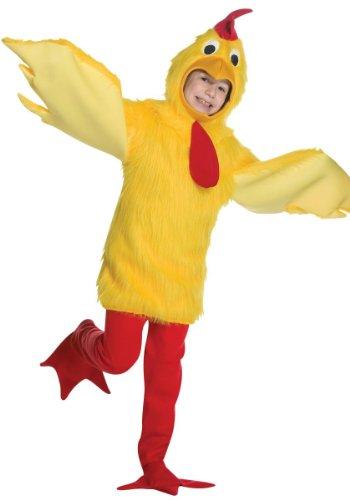 コスプレ衣装 コスチューム その他 【送料無料】Rasta Imposta Fuzzy Chicken Child Costumeコスプレ衣装 コスチューム その他