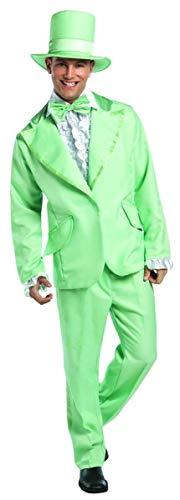 コスプレ衣装 コスチューム その他 Rasta Imposta 70s Funky Tuxedo, Green, Adult Largeコスプレ衣装 コスチューム その他