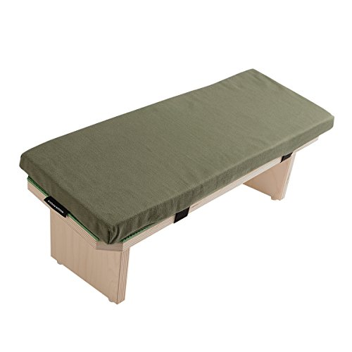 ヨガマット フィットネス AC-MEDBENCH-OLIVE Hugger Mugger Meditation Bench (Olive)ヨガマット フィットネス AC-MEDBENCH-OLIVE