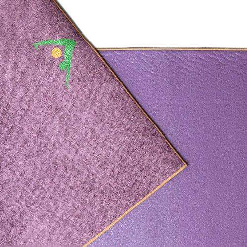 ヨガマット フィットネス 【送料無料】Aurorae Synergy 2 in 1 Yoga Mat; with Integrated Non Slip Microfiber Towel. Best for Hot, Ashtanga, Bikram and Active Yoga Where You Sweat and Slip; Stops Slipping and Bunching; Patentヨガマット フィットネス