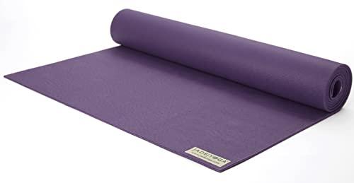 ヨガマット フィットネス 874P Jade 74-Inch by 1/8-Inch Travel Yoga Mat (Purple)ヨガマット フィットネス 874P