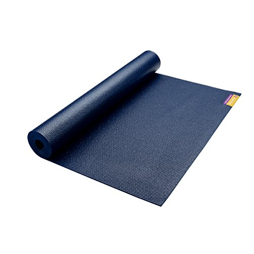 ヨガマット フィットネス MA-TM-68-LAPISBLUE Hugger Mugger Tapas Original Yoga Mat (Lapis Blue, 68 in.)ヨガマット フィットネス MA-TM-68-LAPISBLUE