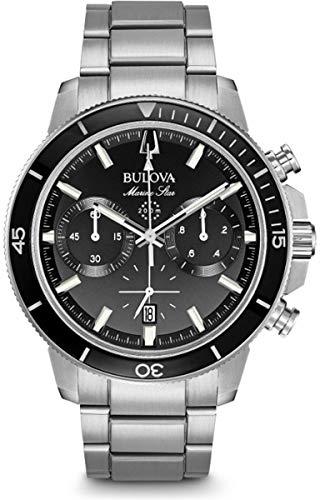 ブローバ 腕時計 メンズ 【送料無料】Bulova Mens Chronograph Quartz Watch with Stainless Steel Strap 96B272ブローバ 腕時計 メンズ
