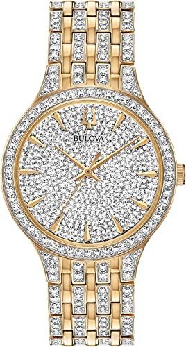 ブローバ 腕時計 レディース 【送料無料】Bulova Dress Watch (Model: 98L263)ブローバ 腕時計 レディース