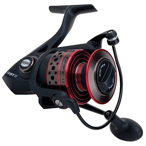 リール ペン Penn 釣り道具 フィッシング 【送料無料】Penn FRCII6000 Fierce II Spinning Reel, Ambi, 4BB + 1RB, 6.2:1 Ratioリール ペン Penn 釣り道具 フィッシング