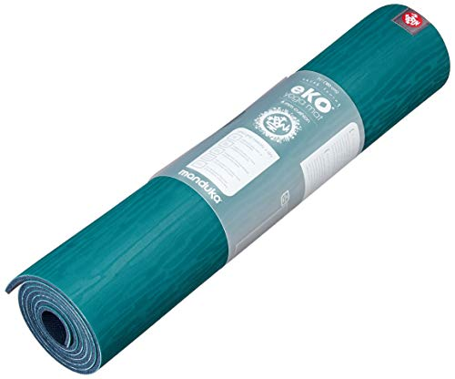 ヨガマット フィットネス 133023030 Manduka eKOlite Yoga Mat ? Premium 4mm Thick Mat, Eco Friendly and Made from Natural Tree Rubber. Ultimate Catch Grip for Superior Traction, Dense Cushioning for Support and Stabiヨガマット フィットネス 133023030