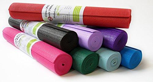 ヨガマット フィットネス Bean Products Kid size Yoga Mat 1/8