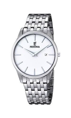 フェスティナ フェスティーナ スイス 腕時計 メンズ 【送料無料】Festina Classic F6833/1 Mens Wristwatch Classic & Simpleフェスティナ フェスティーナ スイス 腕時計 メンズ