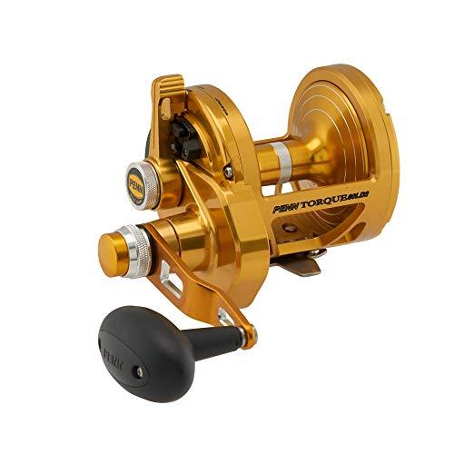リール ペン Penn 釣り道具 フィッシング PENN Torque Lever Drag 2 Speed Conventional Fishing Reel - TRQ40NLD2Sリール ペン Penn 釣り道具 フィッシング