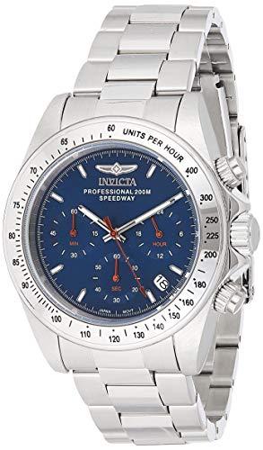 インヴィクタ インビクタ スピードウェイ 腕時計 メンズ 【送料無料】Invicta Men's Speedway Quartz Watch with Stainless Steel Strap, Silver, 20 (Model: 27770)インヴィクタ インビクタ スピードウェイ 腕時計 メンズ