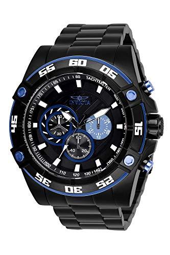 インヴィクタ インビクタ スピードウェイ 腕時計 メンズ Invicta Men's Speedway Quartz Watch with Stainless Steel Strap, Black, 26 (Model: 28022)インヴィクタ インビクタ スピードウェイ 腕時計 メンズ