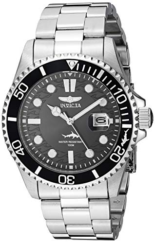 腕時計 インヴィクタ インビクタ プロダイバー メンズ 【送料無料】Invicta Men's Pro Diver Quartz Watch with Stainless Steel Strap, Silver, 22 (Model: 30018)腕時計 インヴィクタ インビクタ プロダイバー メンズ