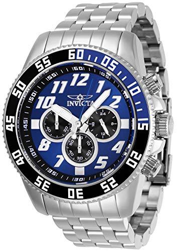 腕時計 インヴィクタ インビクタ プロダイバー メンズ 【送料無料】Invicta Men's Pro Diver Quartz Watch with Stainless Steel Strap, Silver, 24 (Model: 29853)腕時計 インヴィクタ インビクタ プロダイバー メンズ