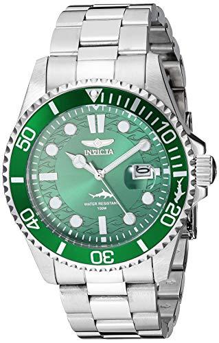 インヴィクタ インビクタ プロダイバー 腕時計 メンズ 【送料無料】Invicta Men's Pro Diver Quartz Watch with Stainless Steel Strap, Silver, 22 (Model: 30020)インヴィクタ インビクタ プロダイバー 腕時計 メンズ