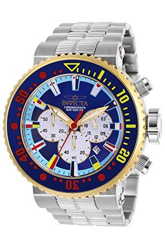インヴィクタ インビクタ プロダイバー 腕時計 メンズ 【送料無料】Invicta Men's Pro Diver Quartz Watch with Stainless Steel Strap, Silver, 29.8 (Model: 27661)インヴィクタ インビクタ プロダイバー 腕時計 メンズ