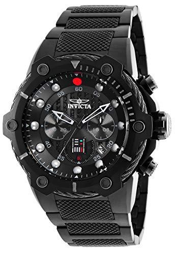 インヴィクタ インビクタ 腕時計 メンズ 【送料無料】Invicta Men's Star Wars Quartz Watch with Stainless-Steel Strap, Black, 30 (Model: 26207)インヴィクタ インビクタ 腕時計 メンズ