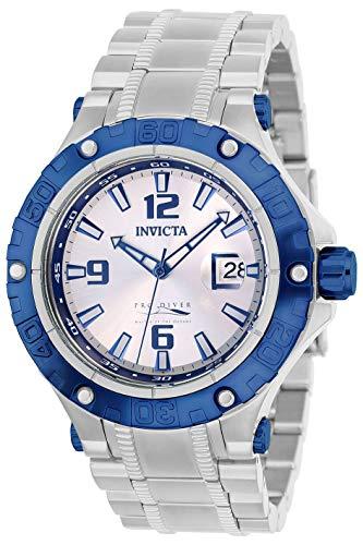 インヴィクタ インビクタ 腕時計 メンズ Invicta Men's Automatic-Self-Wind Watch with Stainless Steel Strap, Silver, 26 (Model: 27309)インヴィクタ インビクタ 腕時計 メンズ