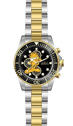 インヴィクタ インビクタ 腕時計 メンズ Invicta Men's Character Collection Quartz Watch with Stainless Steel Strap, Two Tone, 21.2 (Model: 27420)インヴィクタ インビクタ 腕時計 メンズ