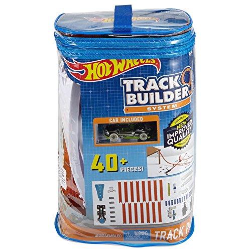 ホットウィール マテル ミニカー ホットウイール 【送料無料】Hot Wheels Track Builder System Track Packホットウィール マテル ミニカー ホットウイール
