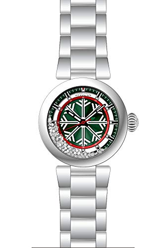 インヴィクタ インビクタ 腕時計 メンズ 【送料無料】Invicta Specialty Winter Crystal Green Dial Men's Watch 28695インヴィクタ インビクタ 腕時計 メンズ