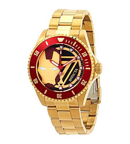 インヴィクタ インビクタ 腕時計 メンズ Invicta Marvel Black Dial Men's Watch 29678インヴィクタ インビクタ 腕時計 メンズ