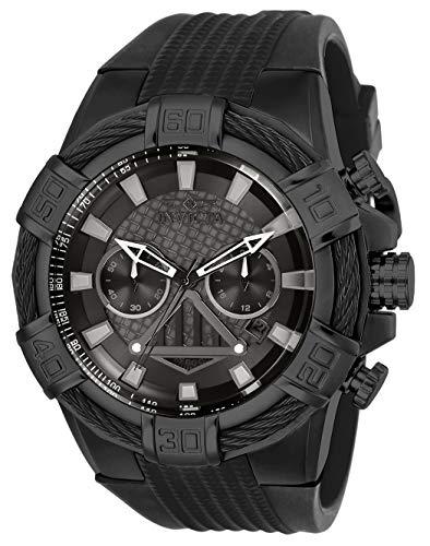 インヴィクタ インビクタ 腕時計 メンズ 【送料無料】Invicta Men's Star Wars Stainless Steel Quartz Watch with Silicone Strap, Black, 32 (Model: 26268)インヴィクタ インビクタ 腕時計 メンズ