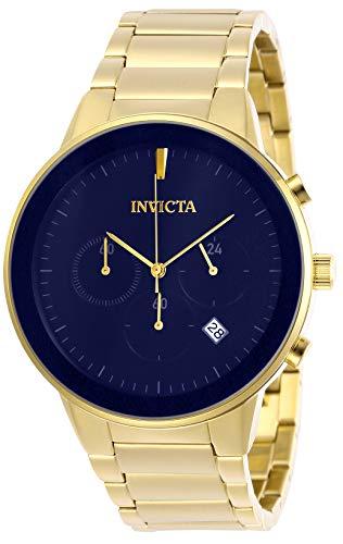 インヴィクタ インビクタ 腕時計 メンズ 【送料無料】Invicta Men's Specialty Quartz Watch with Stainless Steel Strap, Gold, 22 (Model: 29482)インヴィクタ インビクタ 腕時計 メンズ