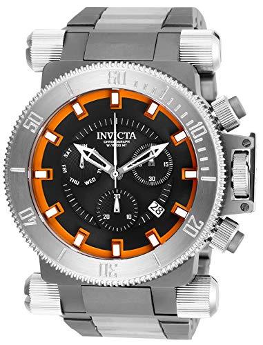 インヴィクタ インビクタ 腕時計 メンズ 【送料無料】Invicta Men's 26640 Coalition Forces Quartz Chronograph Black, Orange Dial Watchインヴィクタ インビクタ 腕時計 メンズ