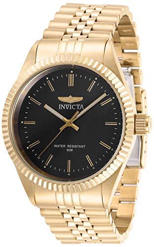 インヴィクタ インビクタ 腕時計 メンズ Invicta Specialty Black Dial Men's Watch 29383インヴィクタ インビクタ 腕時計 メンズ