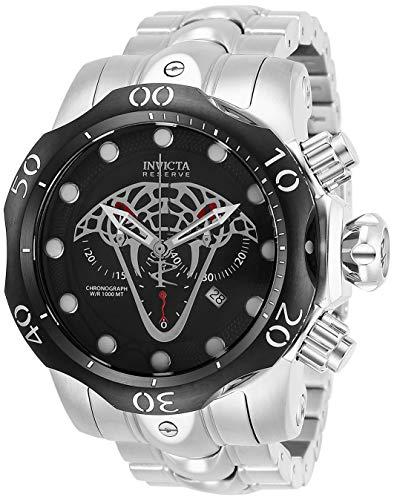 インヴィクタ インビクタ 腕時計 メンズ 【送料無料】Invicta Men's Reserve Quartz Watch with Stainless Steel Strap, Silver, 26 (Model: 27760)インヴィクタ インビクタ 腕時計 メンズ