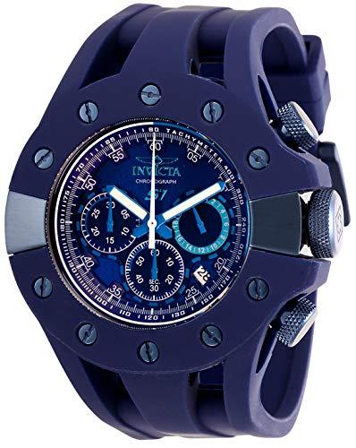 インヴィクタ インビクタ 腕時計 メンズ Invicta S1 Rally Chronograph Blue Dial Men's Watch 28574インヴィクタ インビクタ 腕時計 メンズ