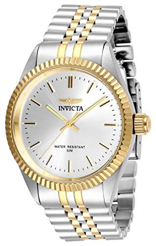 インヴィクタ インビクタ 腕時計 メンズ 【送料無料】Invicta Men's Specialty Quartz Watch with Stainless Steel Strap, Two Tone, 22 (Model: 29378)インヴィクタ インビクタ 腕時計 メンズ