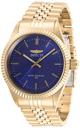 インヴィクタ インビクタ 腕時計 メンズ 【送料無料】Invicta Men's Specialty Quartz Watch with Stainless Steel Strap, Gold, 22 (Model: 29386)インヴィクタ インビクタ 腕時計 メンズ