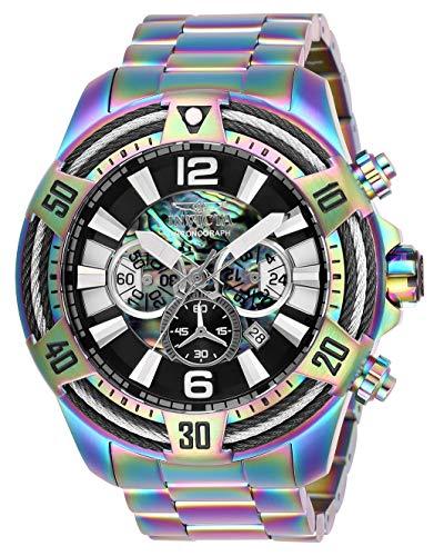 腕時計 インヴィクタ インビクタ メンズ 【送料無料】Invicta Men's Bolt Quartz Watch with Stainless Steel Strap, Multicolor, 26 (Model: 27271)腕時計 インヴィクタ インビクタ メンズ