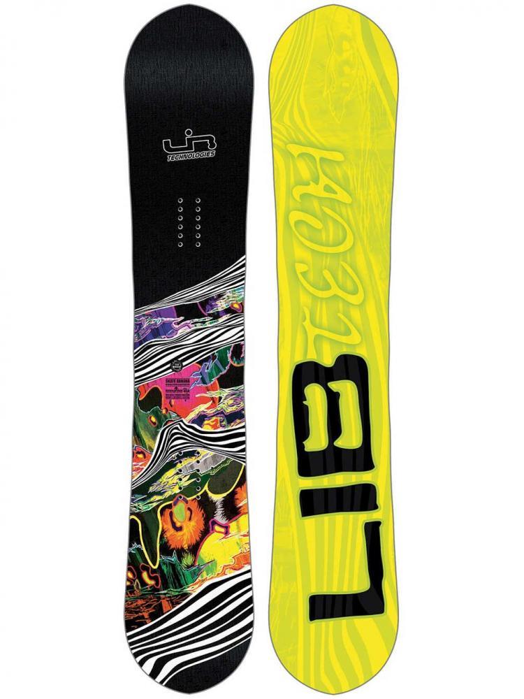 スノーボード ウィンタースポーツ リブテック 2017年モデル2018年モデル多数 Lib Tech Skate Banana Snowboard Sz 151cm Narrowスノーボード ウィンタースポーツ リブテック 2017年モデル2018年モデル多数
