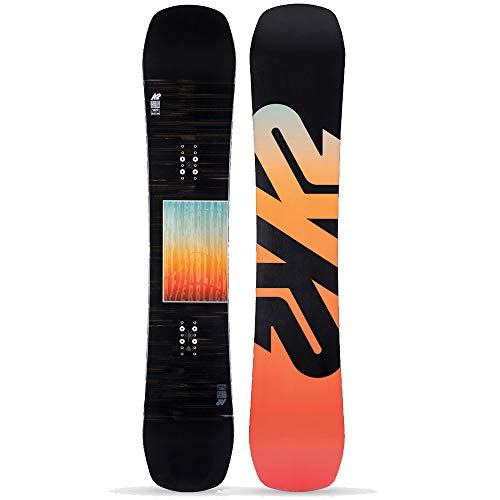 スノーボード ウィンタースポーツ ケーツー 2017年モデル2018年モデル多数 【送料無料】K2 Afterblack Men's Freestyle Snowboard - 2019/20 (157cm)スノーボード ウィンタースポーツ ケーツー 2017年モデル2018年モデル多数