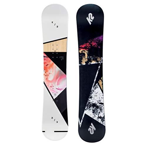 スノーボード ウィンタースポーツ ケーツー 2017年モデル2018年モデル多数 【送料無料】K2 Kandi Snowboard 2020 - Youth Girls (141cm)スノーボード ウィンタースポーツ ケーツー 2017年モデル2018年モデル多数