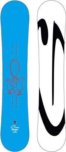 スノーボード ウィンタースポーツ グヌー 2017年モデル2018年モデル多数 Gnu Unreal Series Blem Snowboard Mens Sz 151cm Skidderスノーボード ウィンタースポーツ グヌー 2017年モデル2018年モデル多数