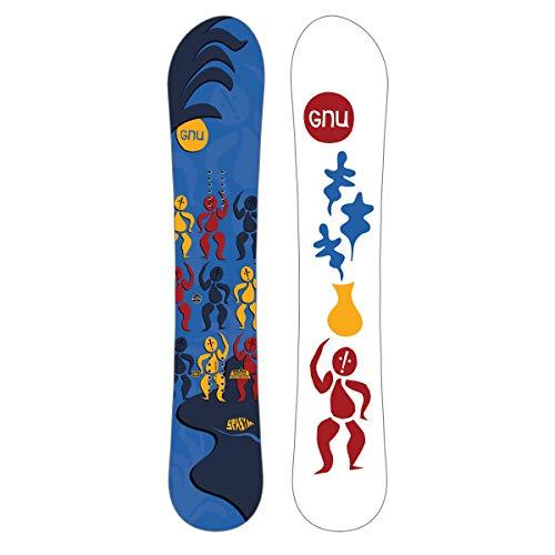 スノーボード ウィンタースポーツ グヌー 2017年モデル2018年モデル多数 Gnu 2019 Spasym Forest Bailey Regular Snowboard - 162cmスノーボード ウィンタースポーツ グヌー 2017年モデル2018年モデル多数