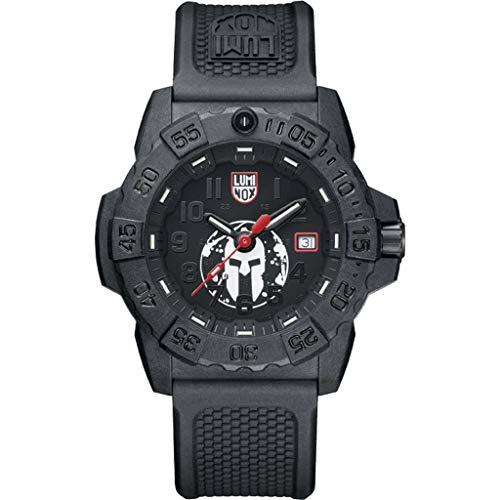 ルミノックス アメリカ海軍SEAL部隊 ミリタリーウォッチ 腕時計 メンズ 【送料無料】Luminox Limited Edition Spartan 3501 Watch | - Black - 45mmルミノックス アメリカ海軍SEAL部隊 ミリタリーウォッチ 腕時計 メンズ