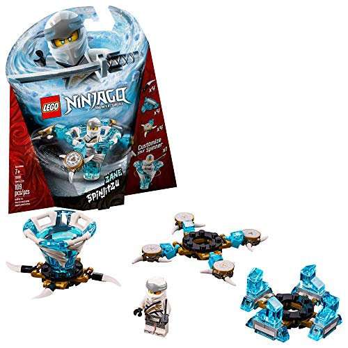 レゴ ニンジャゴー送料無料 LEGO NINJAGO Spinjitzu Zane 70661 Building Kit109 Pieces レゴ ニンジャゴーBCxodre