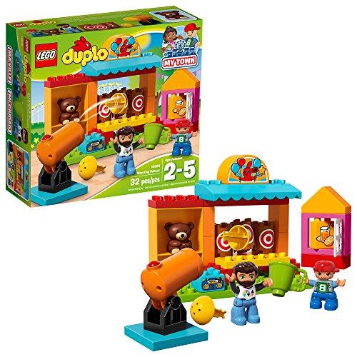 レゴ デュプロ 【送料無料】LEGO DUPLO Town 6175777 DUPLO Shooting Gallery 10839, Multiレゴ デュプロ