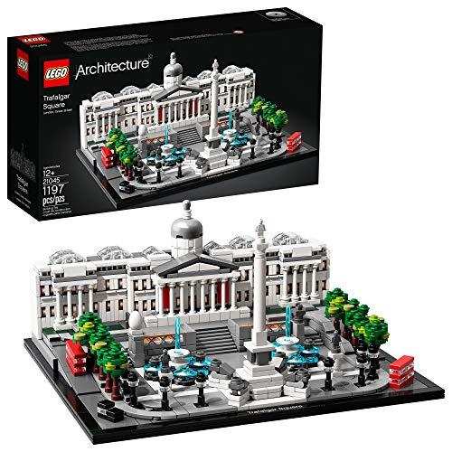 レゴ アーキテクチャシリーズ LEGO Architecture 21045 Trafalgar Square Building Kit, New 2019 (1197 Pieces)レゴ アーキテクチャシリーズ