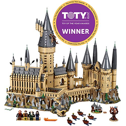 レゴ 【送料無料】LEGO Harry Potter Hogwarts Castle 71043 Castle Model Building Kit With Harry Potter Figures Gryffindor, Hufflepuff, and more (6,020 Pieces)レゴ