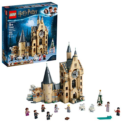 レゴ 【送料無料】LEGO Harry Potter Hogwarts Clock Tower 75948 Build and Play Tower Set with Harry Potter Minifigures, Popular Harry Potter Gift and Playset with Ron Weasley, Hermione Granger and more (922 Pieces)レゴ