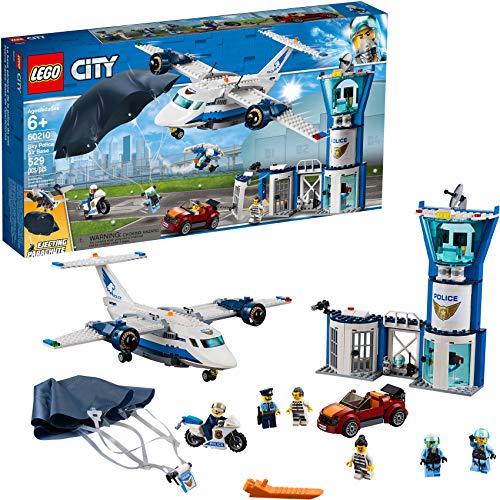 レゴ シティ LEGO City Sky Police Air Base 60210 Building Kit, 2019 (529 Pieces)レゴ シティ